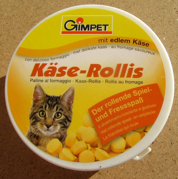 Käse-Rollis