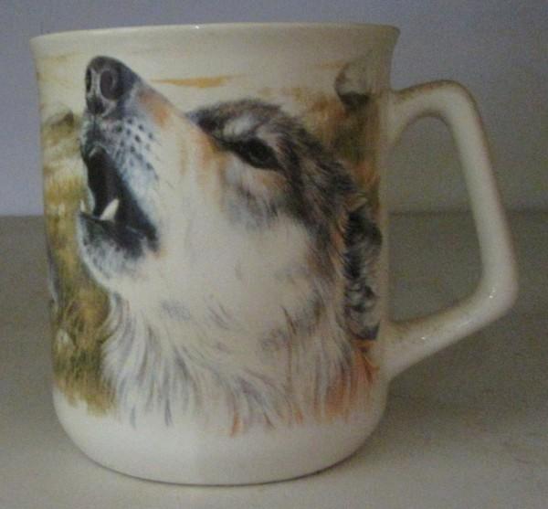 """Kaffeebecher """"Wolf"""""""