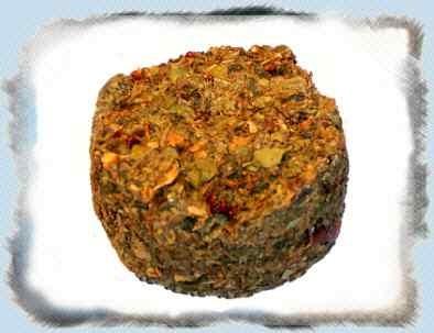 Runde Ecke - Weißdornblätter Paprika - 15 g