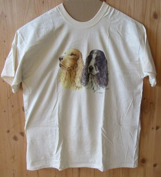 """T-Shirt """"Spaniel"""""""