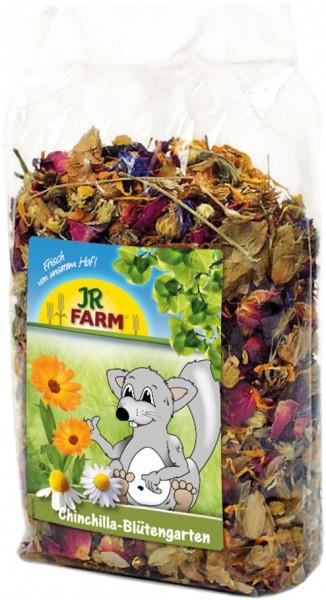 JR Farm Chinchilla Blütengarten - 50 g