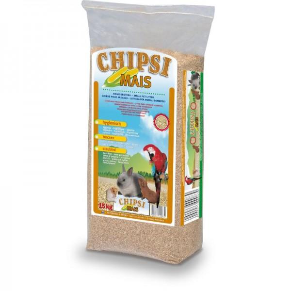 Chipsi Maisstreu - 15 kg