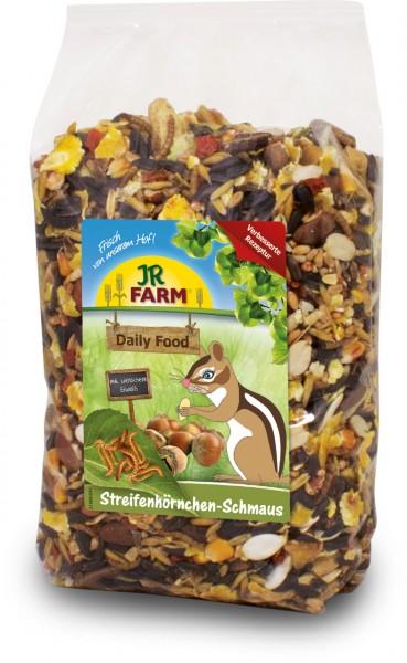 JR Farm Streifenhörnchen Schmaus - 600 g
