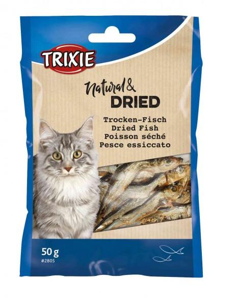 Trockenfisch für Katzen - 50 g