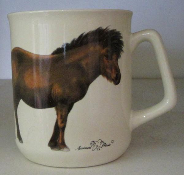 "Kaffeebecher ""Shetland Pony"""