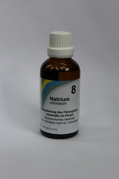 Schüssler Salz Nr. 8 - 50 ml