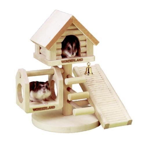 Hamster Baumhaus