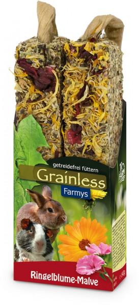 JR Grainless Farmys Ringelblume-Malve - 140 g