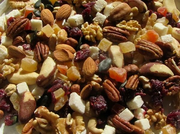Nuß-Frucht-Mix
