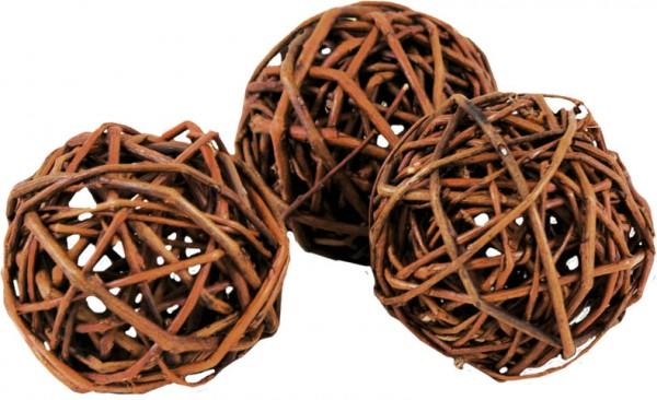 JR Farm Mini Weiden-Spielball - 3 Stück