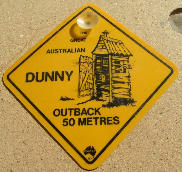 Road Sign - Great Dunny