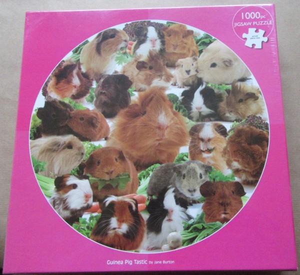 Puzzle Meerschweinchen