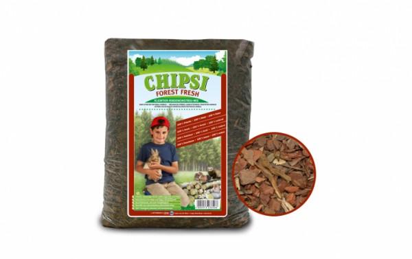 Chipsi Forest Rindeneinstreu - 30 liter