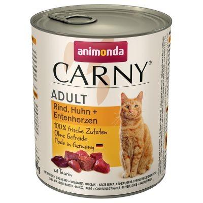Animonda Carny Adult - 800 g