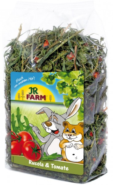 JR Farm Rucola & Tomate - 100 g