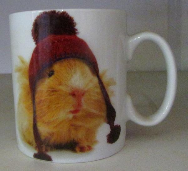 "Kaffeebecher ""Tea Cosy"""