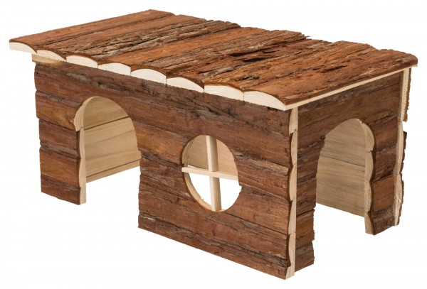 "Holzhaus ""Jerrik"" - groß (40x23x20 cm)"