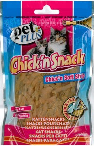 Chick`n Snacks - Softstrips 85g