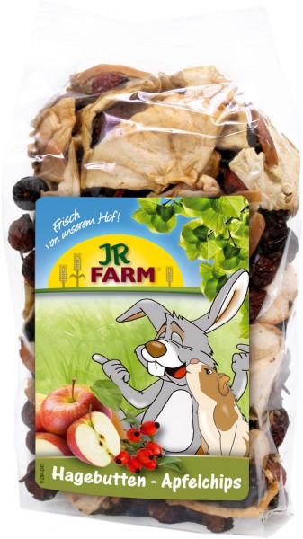 JR Farm Hagebutten-Apfel-Chips - 125 g