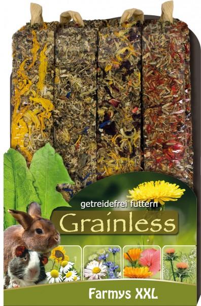 JR Grainless Farmys XXL Flower 4er Pack - 450 g