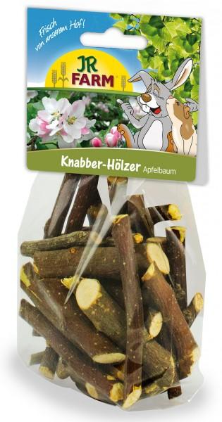 JR Farm Knabberhölzer Apfelbaum - 100 g