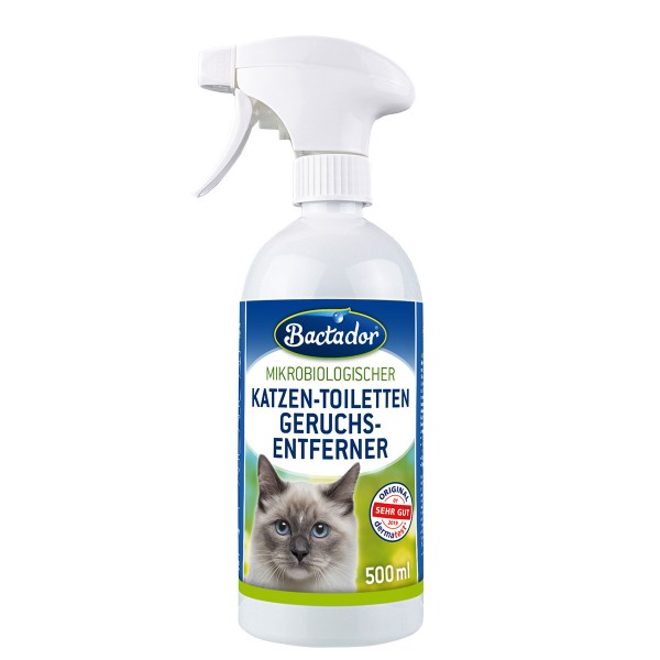 Bactador Geruchsentfernerspray - 500 ml