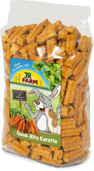 JR Farm Quad-Bits Karotte - 300 g