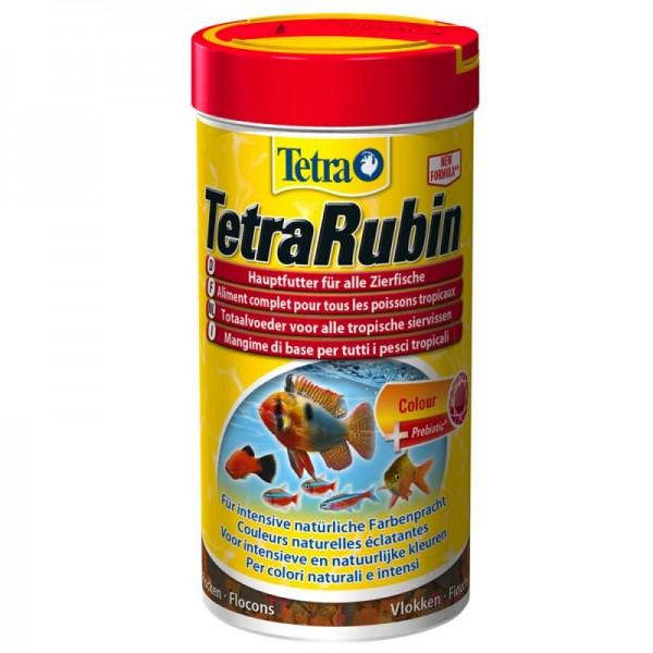 Tetra Rubin Normalflocken - 250 ml