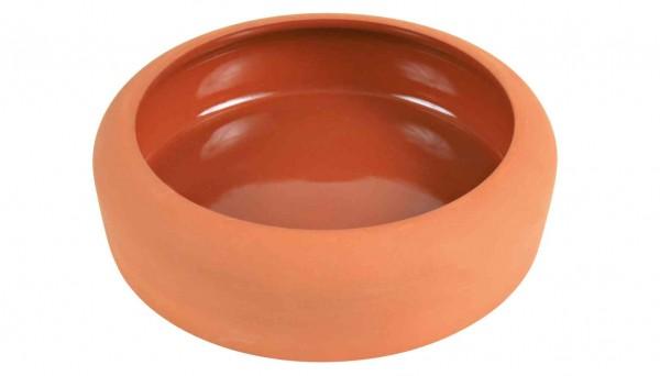 Keramik Napf braun