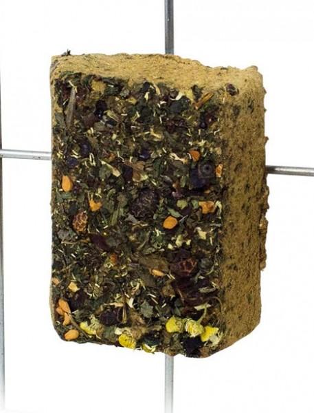 JR Natur-Minerallehmstein Kräuter - 100 g