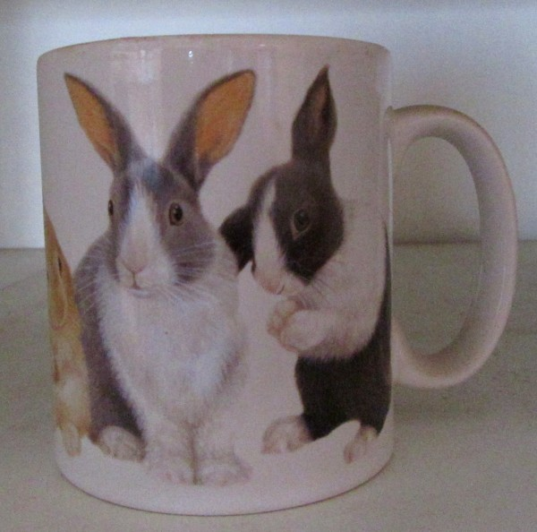 "Kaffeebecher ""Rabbits"""