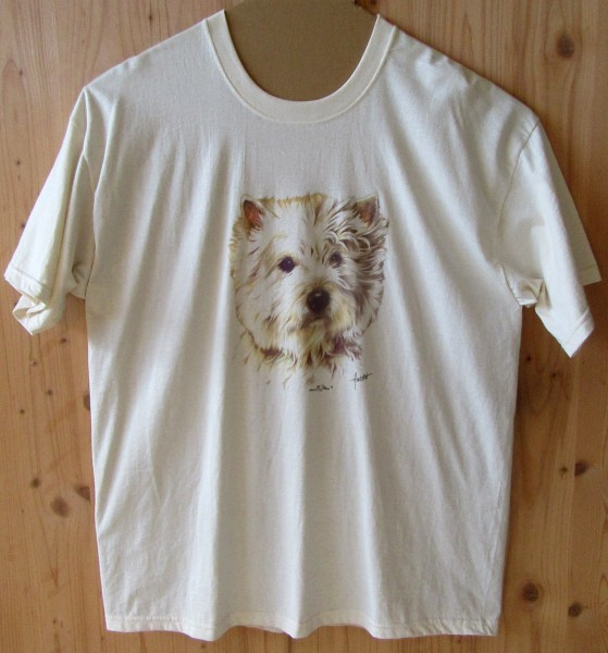 "T-Shirt ""Westie"""