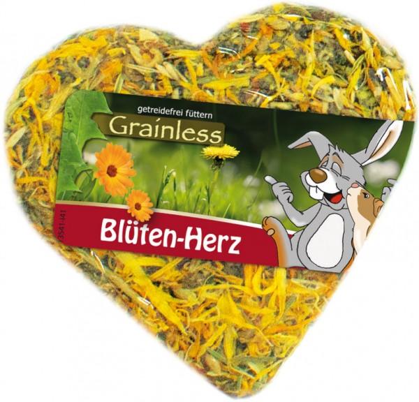 JR Farm Grainless Blüten Herz - 90 g