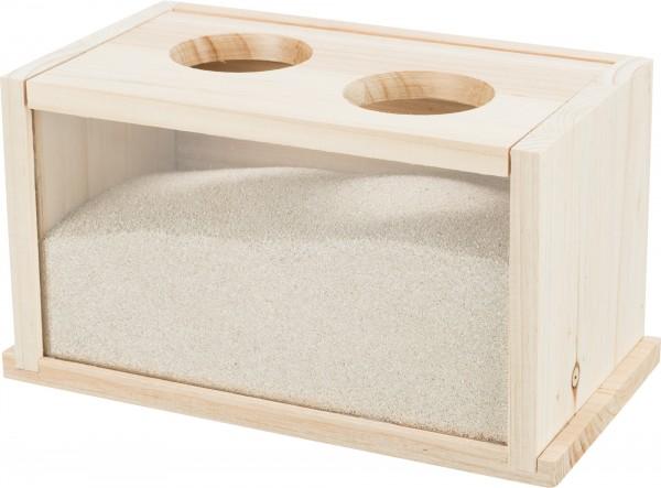 Sandbad für Hamster / Mäuse