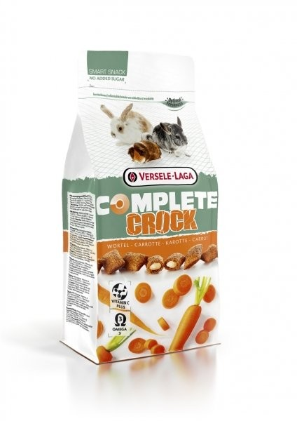 Crock-Complete Carott Snack - 50g