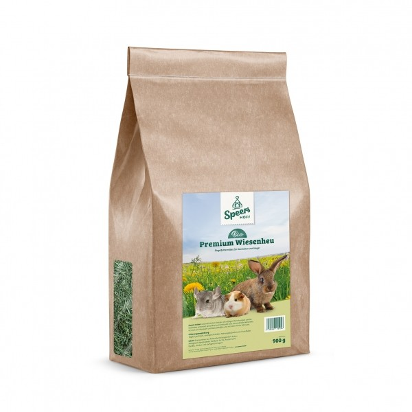 Bio Premium Wiesenheu - 900 g