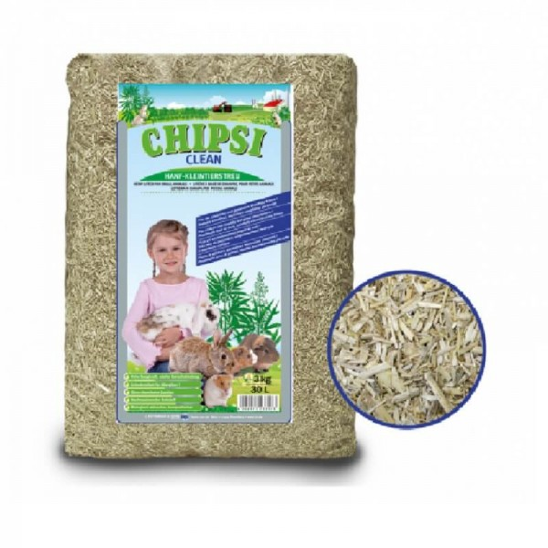 Chipsi Clean - 30 ltr.