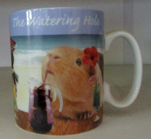 "Kaffeebecher ""The watering hole"""
