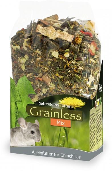 JR Farm Grainless Mix Chinchilla - 650 g