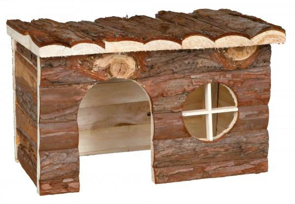 "Holzhaus ""Jerrik"" - klein (28x16x18 cm)"