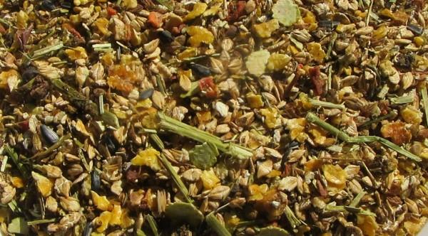 Kräuter-Getreide-Mix
