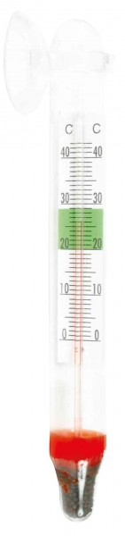 Thermometer aus Glas