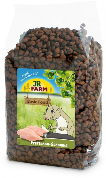 JR Farm Frettchen Schmaus - 750 g