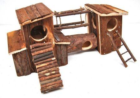 Hamster Spielplatz