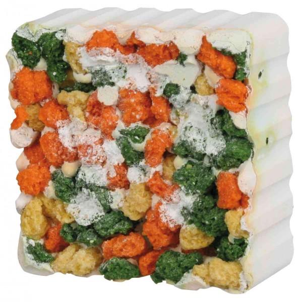Nagerstein mit Seetang und Gemüse - 80 g