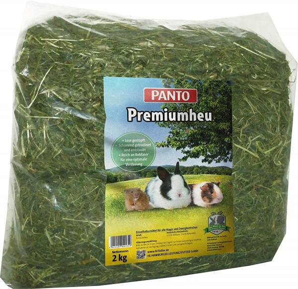 Panto Premium Heu - 2 kg
