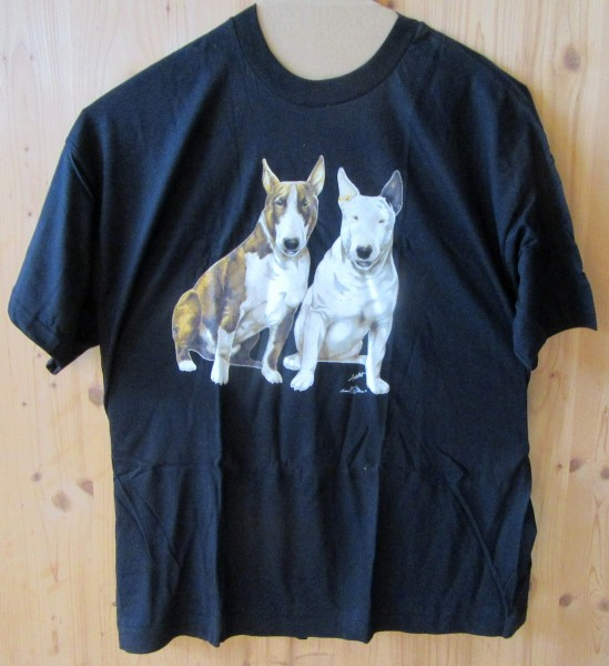 "T-Shirt ""Bullterrier"""