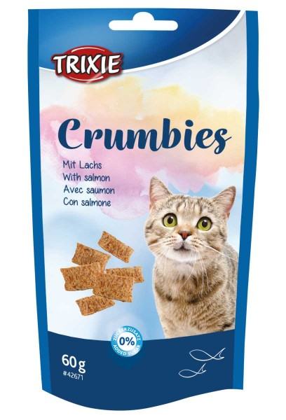 Crumbies - Lachs