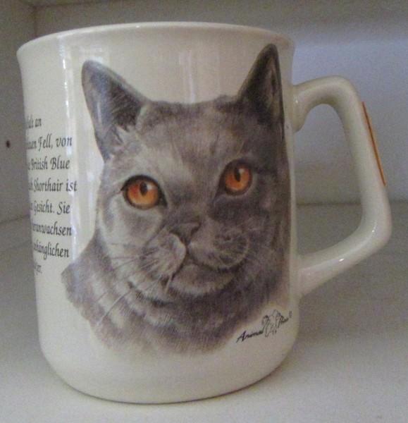 """Kaffeebecher """"British Shorthair"""""""
