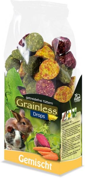 JR Farm Grainless Drops gemischt - 140 g